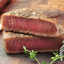 Sous Vide Tuna Recipe
