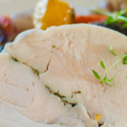 Sous Vide Turkey Roulade