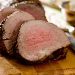 South-of-the-border Grilled Pork Tenderloin