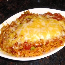 South Texas Spanish Rice