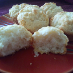 Southern Butter Biscuits