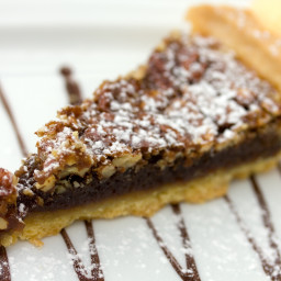 Southern Chocolate Chip Pecan Pie