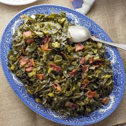 Southern Collard Greens Sauté Recipe