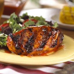 Southern-Style Barbecued Chicken