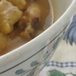 Southern Style Chicken and Dumplings Recipe
