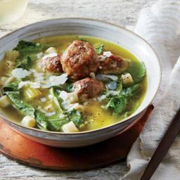 Southern Wedding Soup Recipe