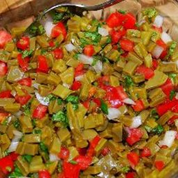 Southwest Cactus Salad