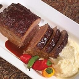 Southwest-Style Meatloaf