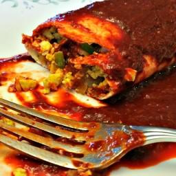 Southwestern Breakfast Burritos