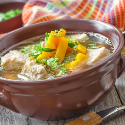 Southwestern Chicken Stew