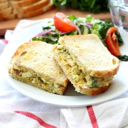 Southwestern Egg Salad