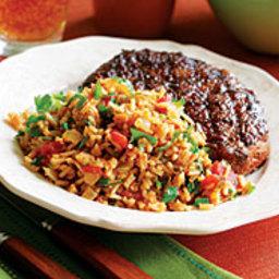 Southwestern Rice Pilaf