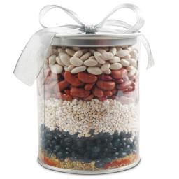 Southwestern Three-Bean and Barley Soup Mix