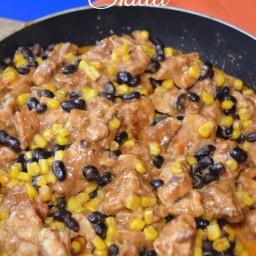 Southwestern Chicken Skillet
