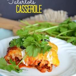 Southwestern Tatertots Casserole Recipe!