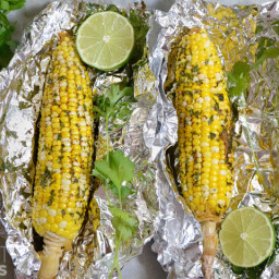 Southwest Spiced Corn