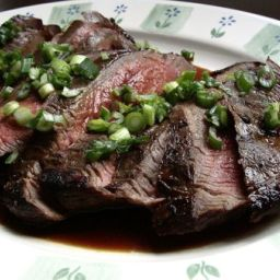Soy Ginger Beef