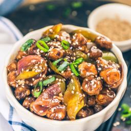 Soya Manchurian Gravy
