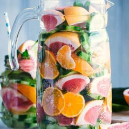 Spa Detox Water Recipe