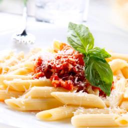 Spaghetti Sauce - Bulgur (Vegan)
