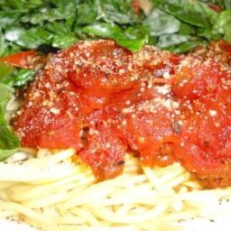 Spagetti Sauce Italiano