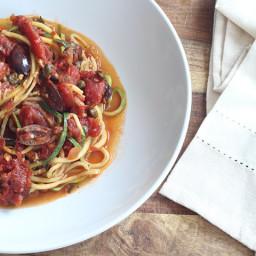 Spaghetti alla Puttanesca, Inspired by Jim Carrey
