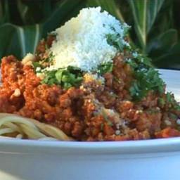 Spaghetti Bolgnese Classic