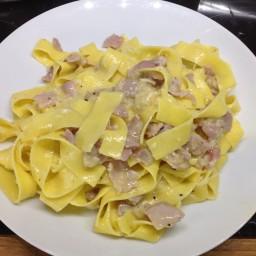 Spaghetti Carbonara (Thermomix)