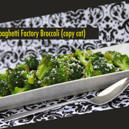 Spaghetti Factory Broccoli (copy cat)