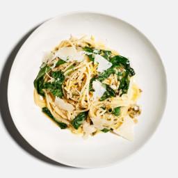 Spaghetti with Ramps