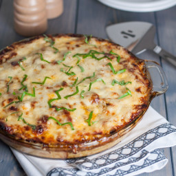 Spaghetti Squash Pie