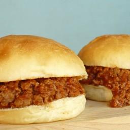 Spanish Hamburger - Mom's