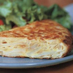 Spanish Potato Tortilla (Tortilla Española)