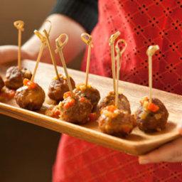 Spanish Pork Meatballs