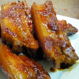 Spare ribs marinade