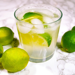Sparkling Limeade (Regular or Low-Calorie)