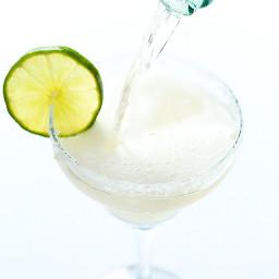 Sparkling Margaritas (Champagne Margaritas)