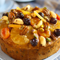 Special Fruit and Nut cake