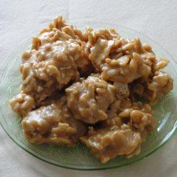 Special K No Bake Peanut Butter Drop Cookies