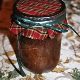 Spice Bread in a Jar