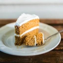 Spice Cake (Gluten-Free, Dairy-Free, Sugar-Free)