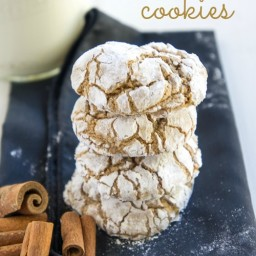 Spice Cool Whip Cookies