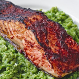 Spice-Grilled Salmon