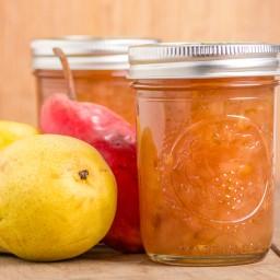 Spiced Pear Jam