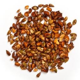 Spiced Pumpkin Seed and Cashew Crunch