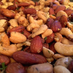 Spiced up Nuts!