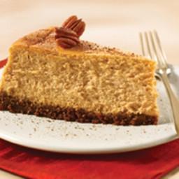 Spiced Pumpkin Cheesecake