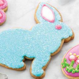 Spiced Springtime Sugar Cookies