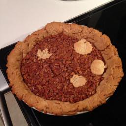 Spicey Pecan Pie