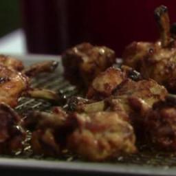 Spicy Asian Chicken Lollipops